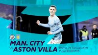 live streaming Manchester city vs Aston villa